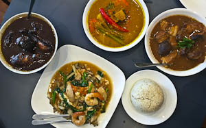 The Intriguing World of Nonya Cuisine at Peranakan Place, Auburn
