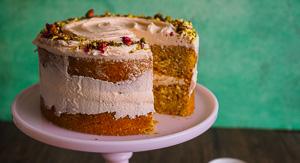 You Take The Cake! Persian Love Cake