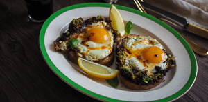 LIFE CHANGING Pesto Eggs {Plus Other Variations}!