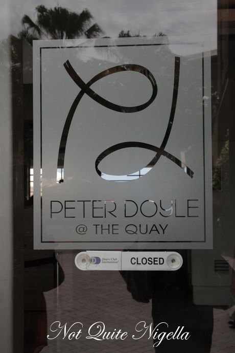 peter doyle @ the quay