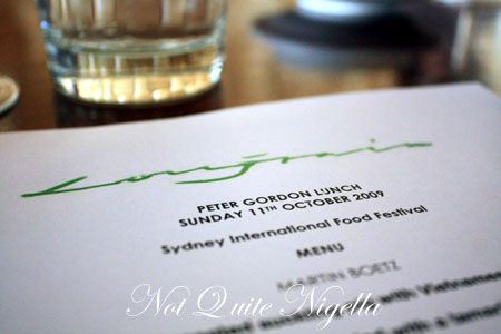 peter gordon longrain menu