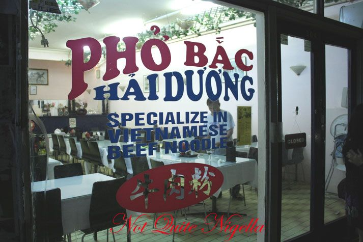 Pho Bac Hai Duong, Marrickville