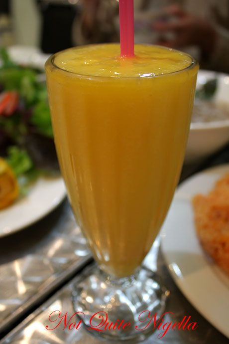 pho golden kingsford mango shake