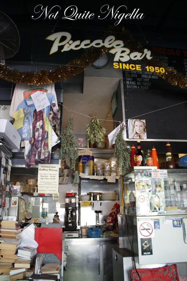 Piccolo Bar: a Kings Cross icon