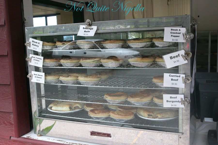 Pie in the Sky pie shop at Cowan
