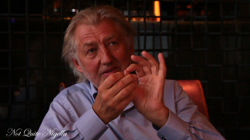 Pierre, Hong Kong & Pierre Gagnaire Interview