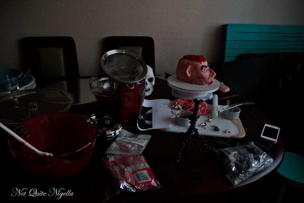 Pigman Cake