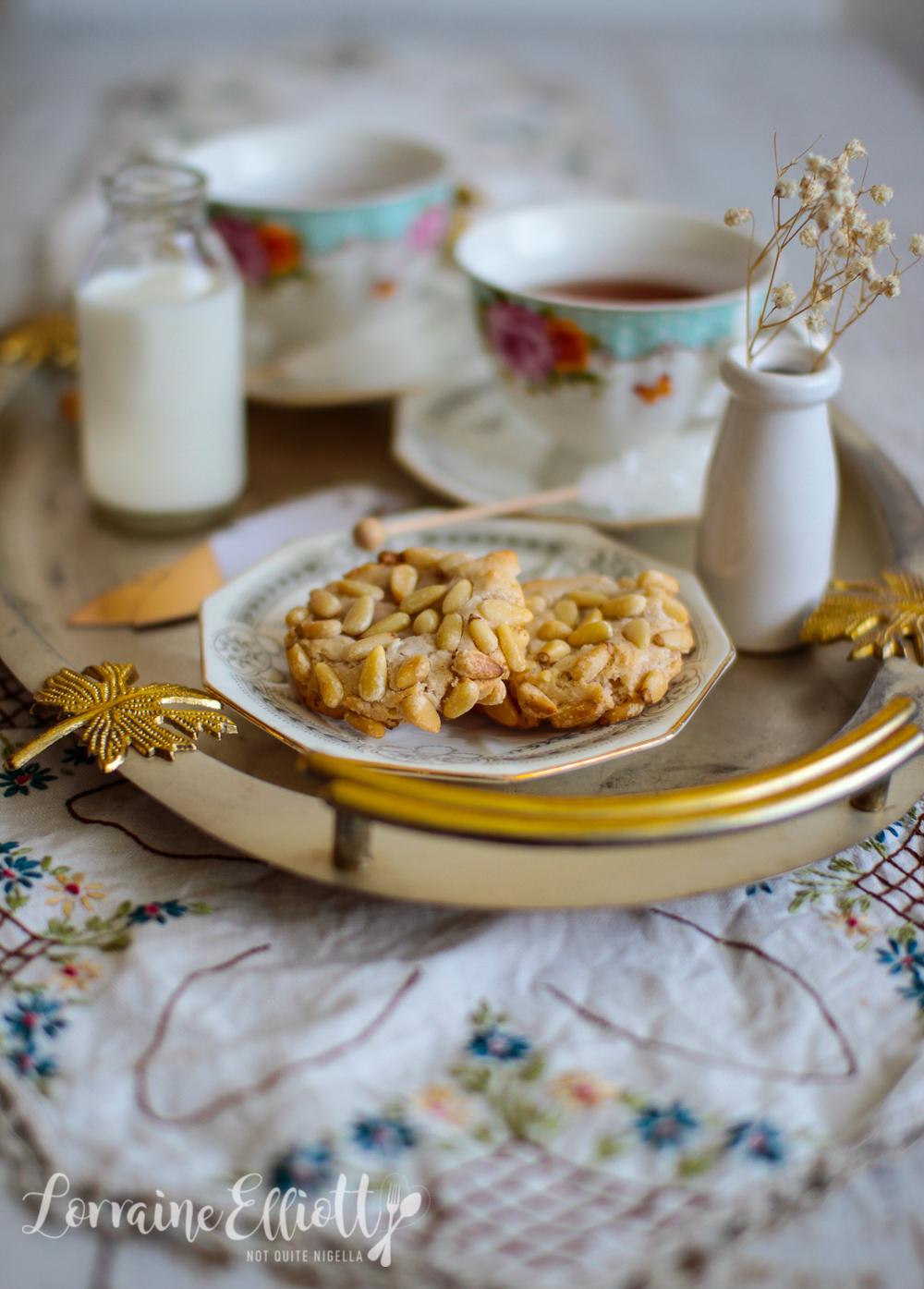 Italian Pignoli Cookie recipe