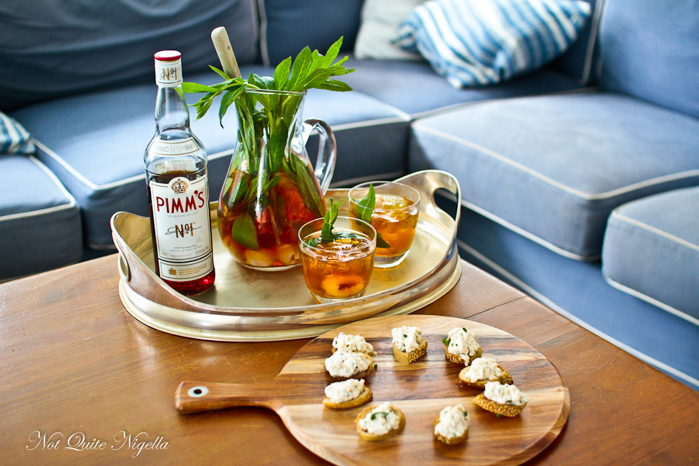 Pimms Cocktail Recipe