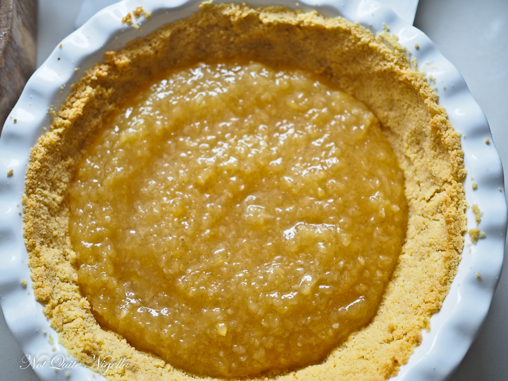 Pina Colada Pie