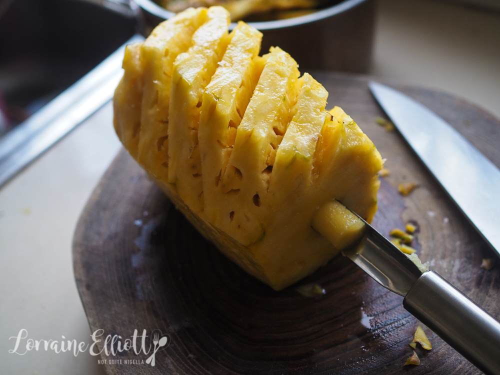 Pineapple Skin Syrup
