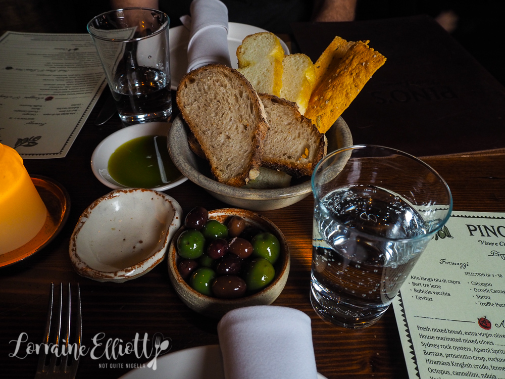 Pino's Vino E Cucina, Alexandria
