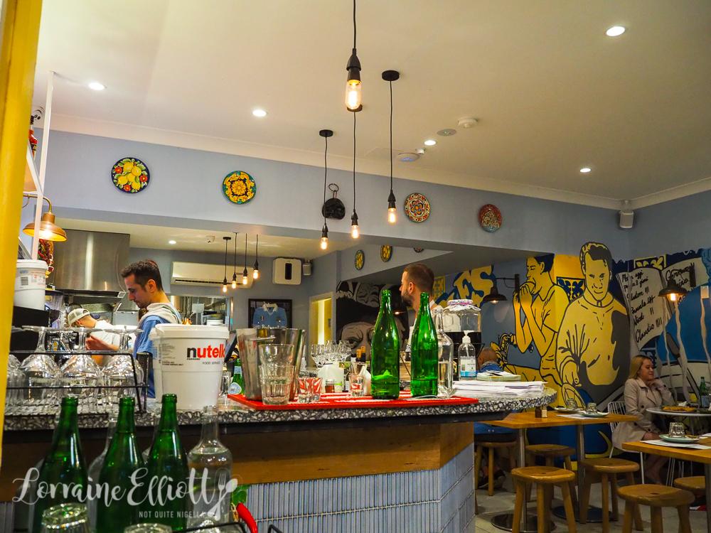 Pizza Fritta 180, Surry Hills
