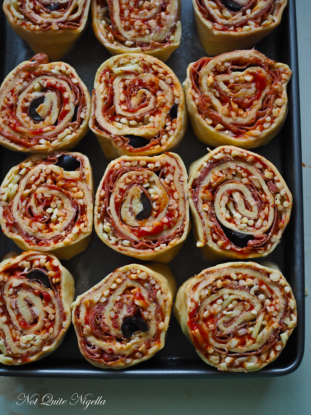 Pizza Scrolls