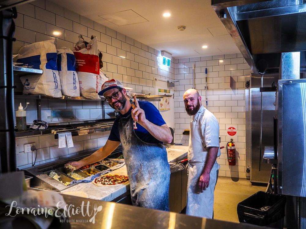 Pizzeria Beddia Bondi Beach pop up
