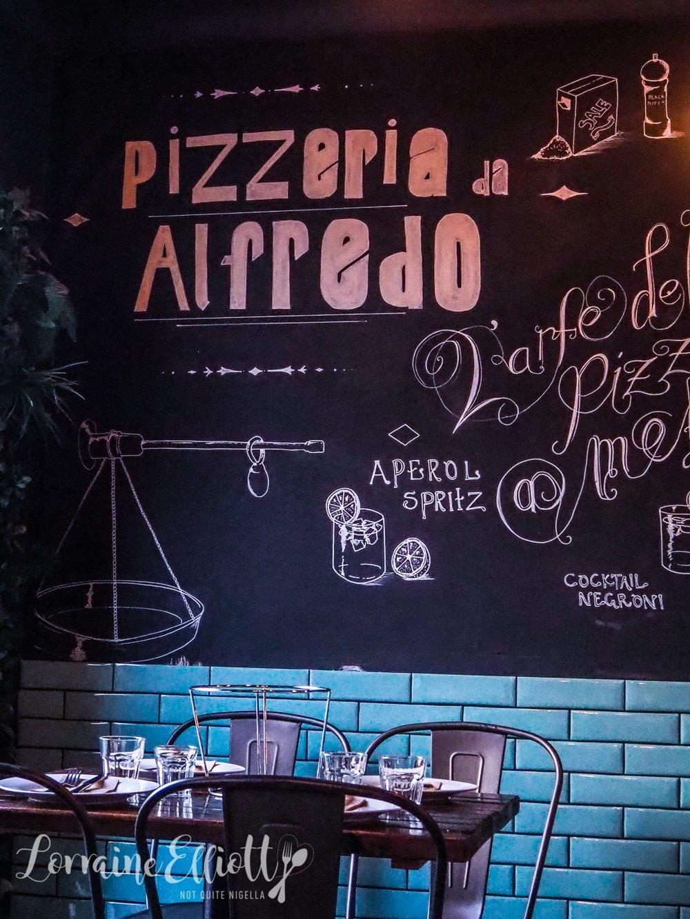 Pizzeria Da Alfredo Glebe