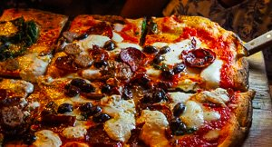 Knead To Know: Pizzeria Da Alfredo, Glebe