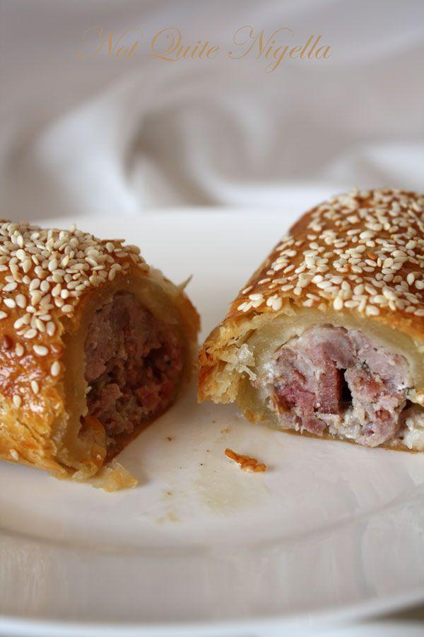 Plan B by Becasse Sausage roll