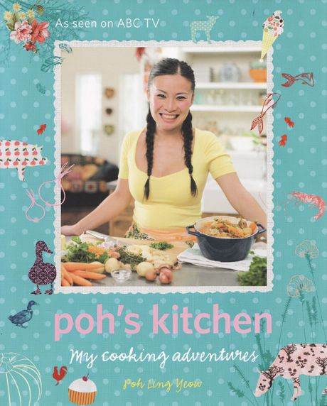 Win 1 of 4 Copies of Poh's Kitchen!