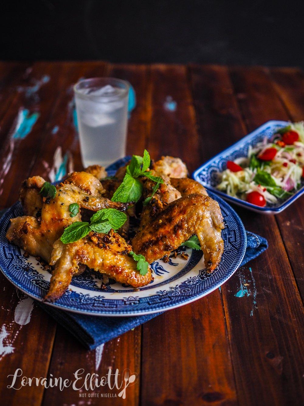 Pok Pok Chicken Wings recipe Portland