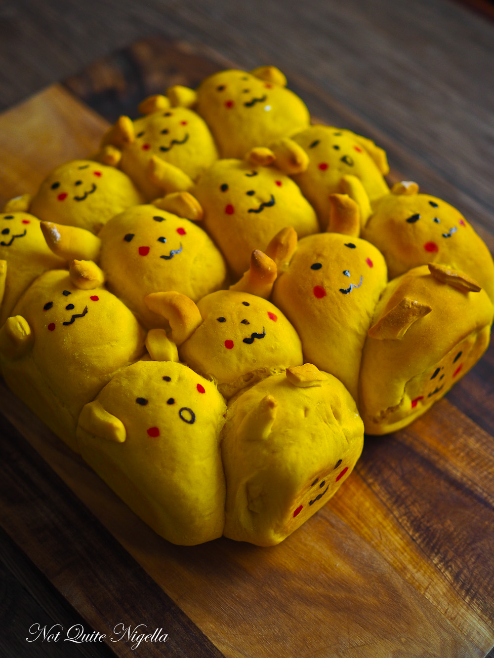 Pokemon Go Buns