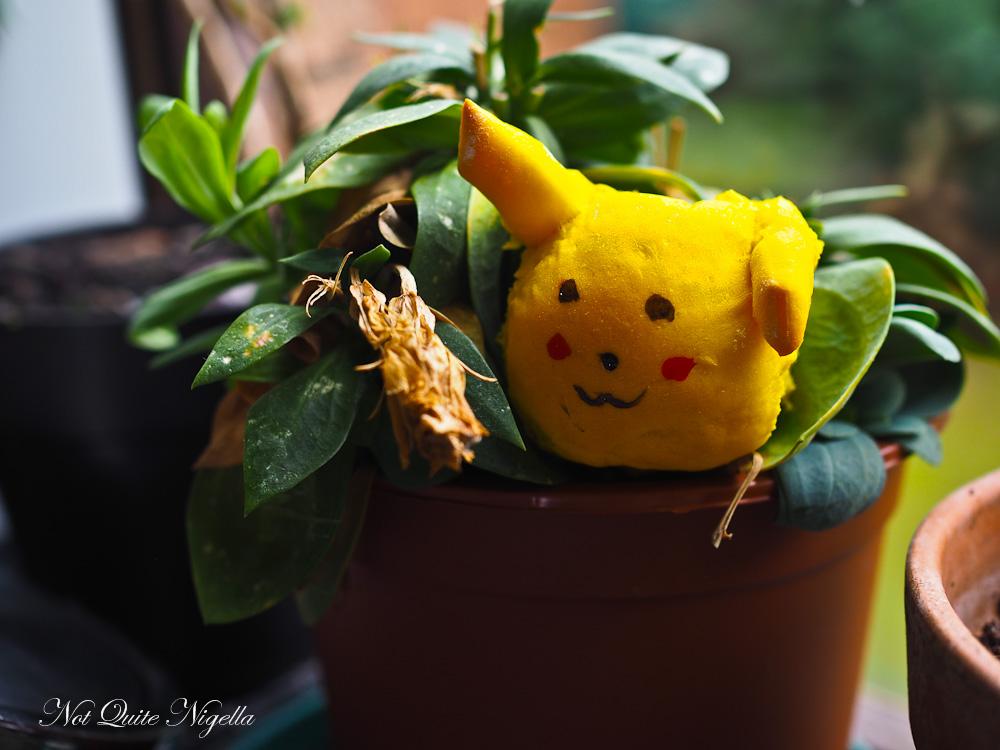 Pokemon Go Buns