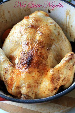 chicken pre oven