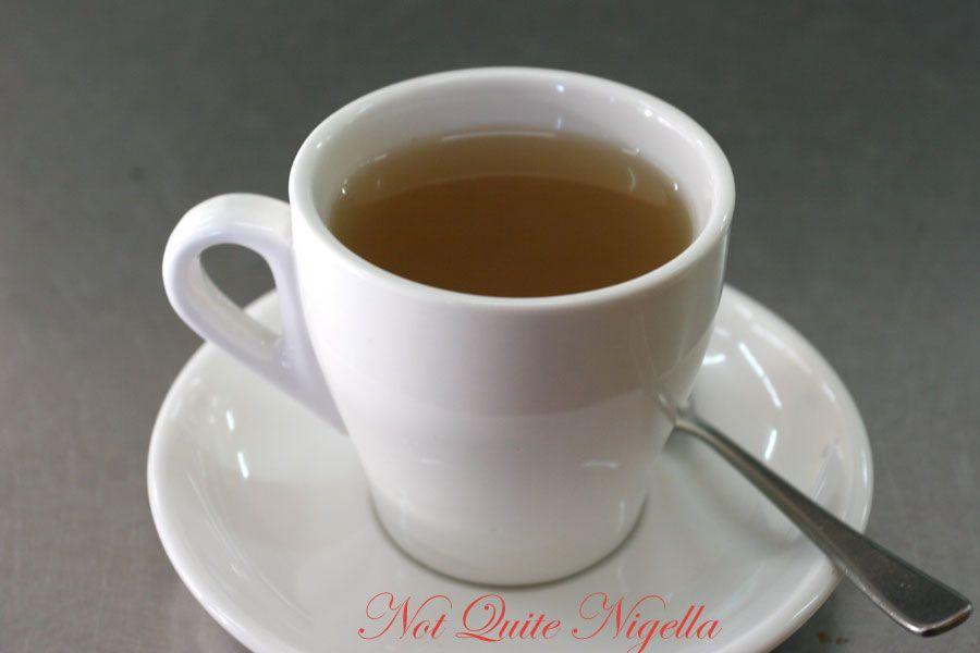 Pondok Buyung, Kensington Ginger tea