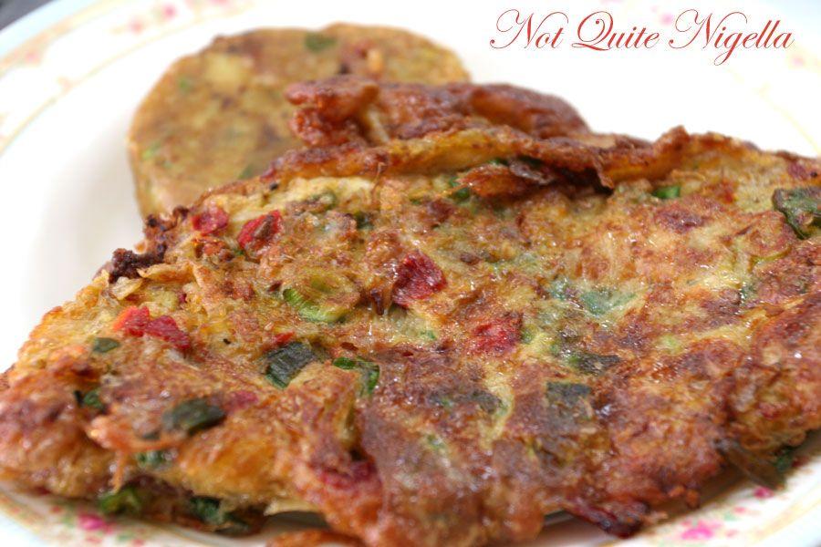 Pondok Buyung, Kensington omelete potato cake