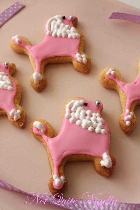 Poodle Cookies!