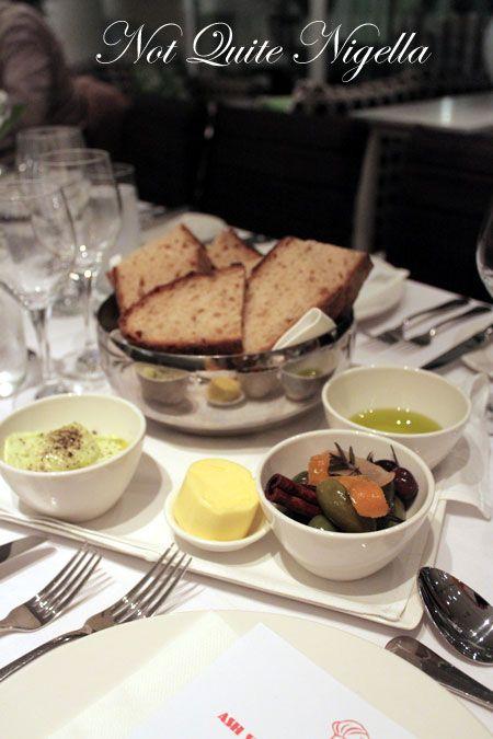 merivale, pop up dinner, iggy's bread