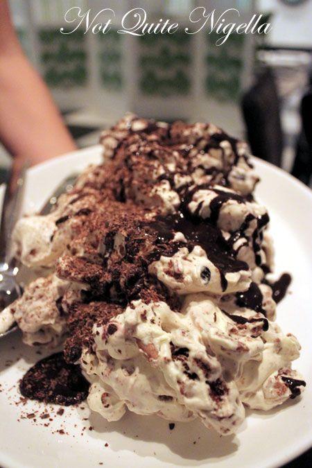 merivale, pop up dinner, chocolate mess