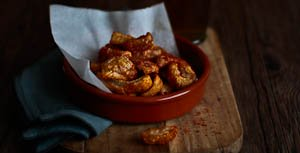 Easy Pork Scratchings That You Don't Have To Deep Fry!!