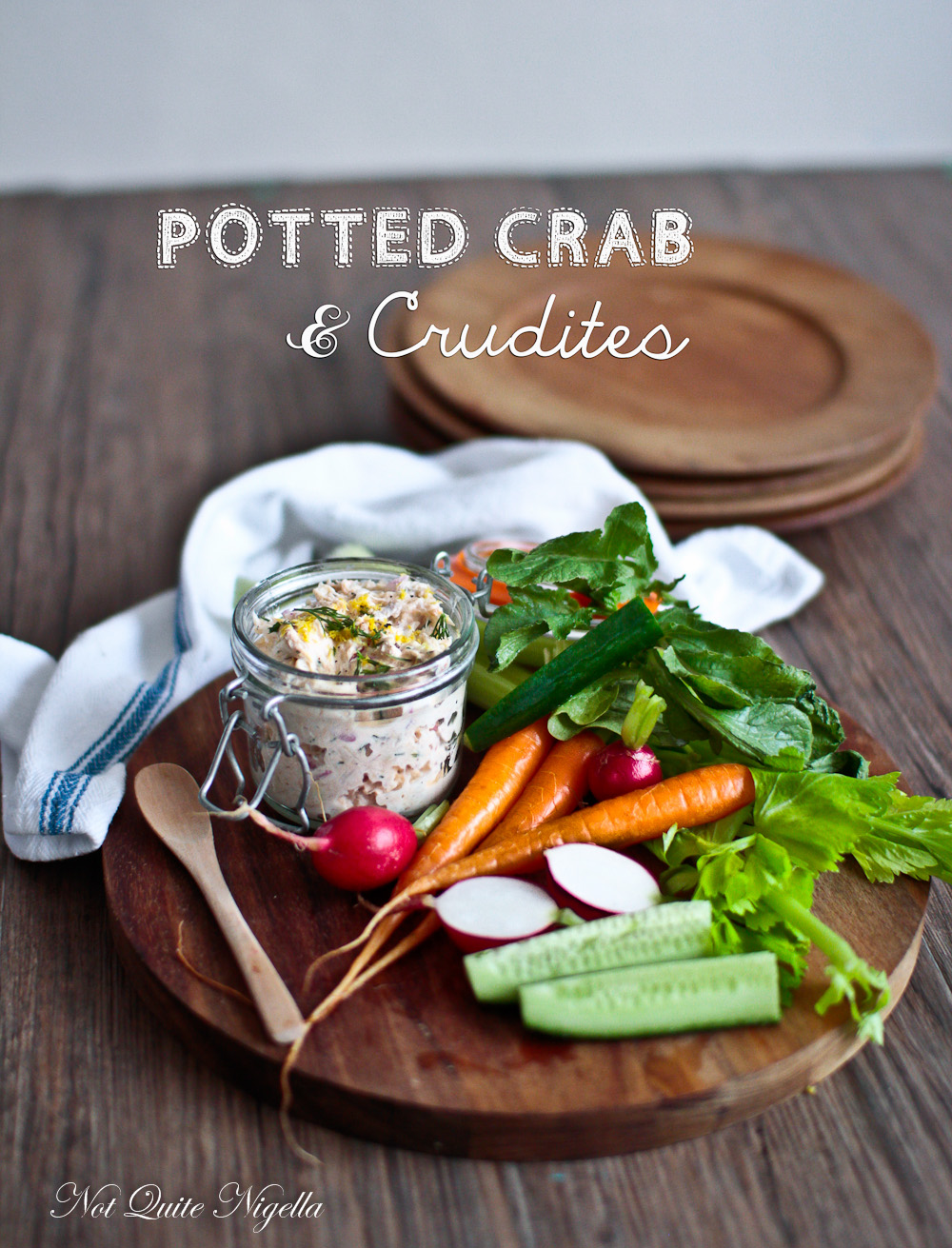Potted Crab Dip