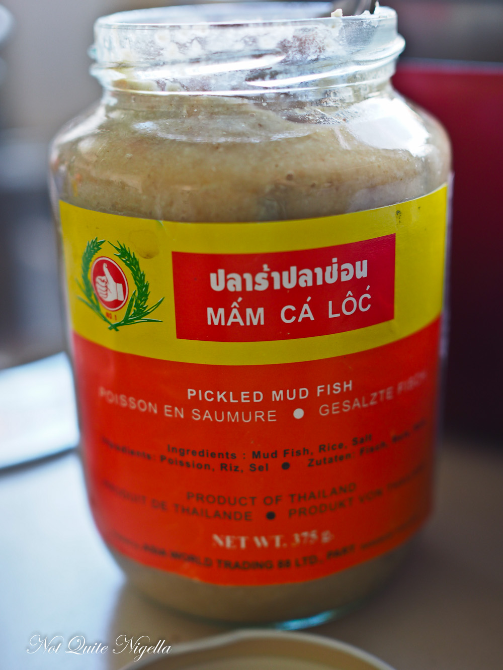 Prahok K'tis recipe