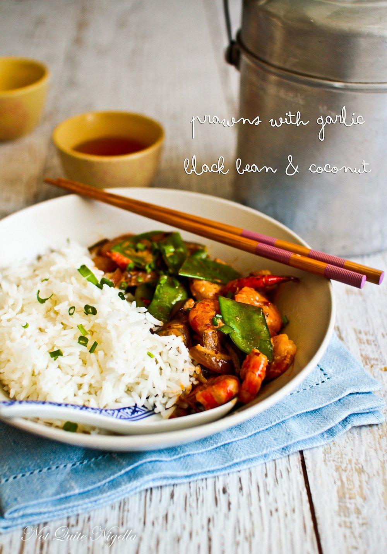 Prawns Black Bean Chinese