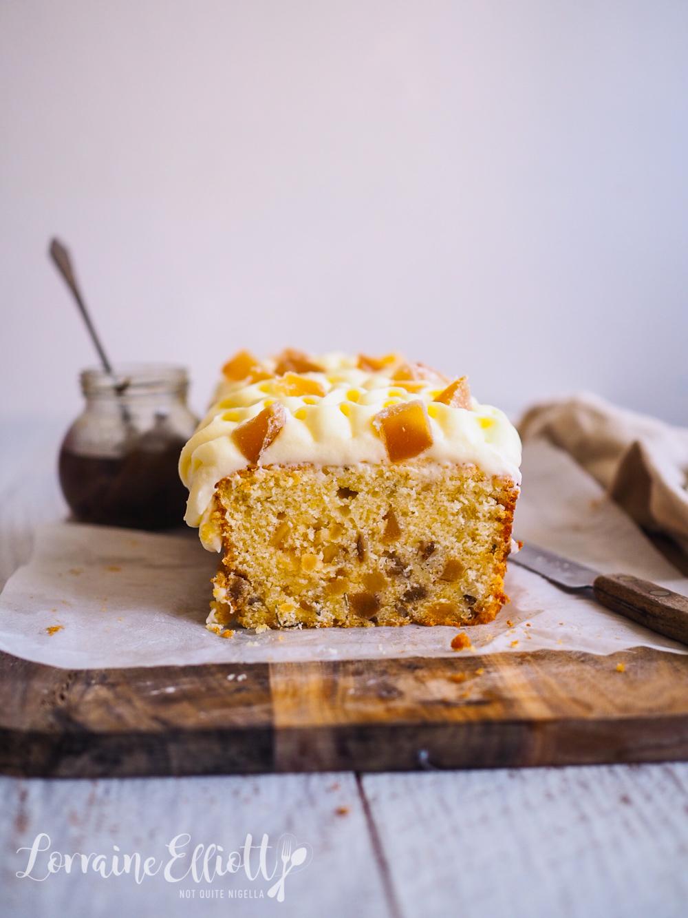 Preserved Lemon Cake recipe