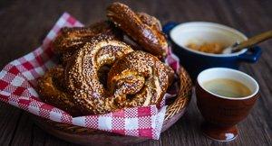 Let's Get Knotty! Cinnamon Sugar Soft Pretzels