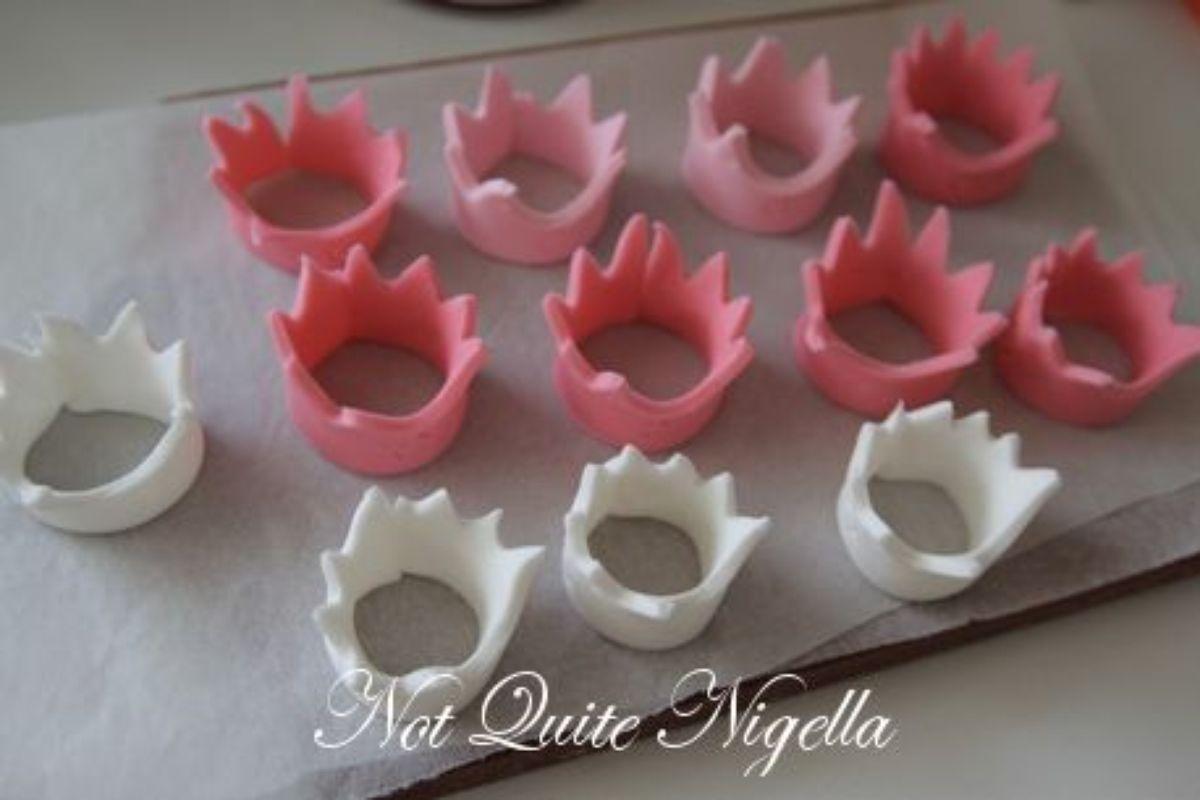 Princess Crown Cupcakes Not Quite Nigella