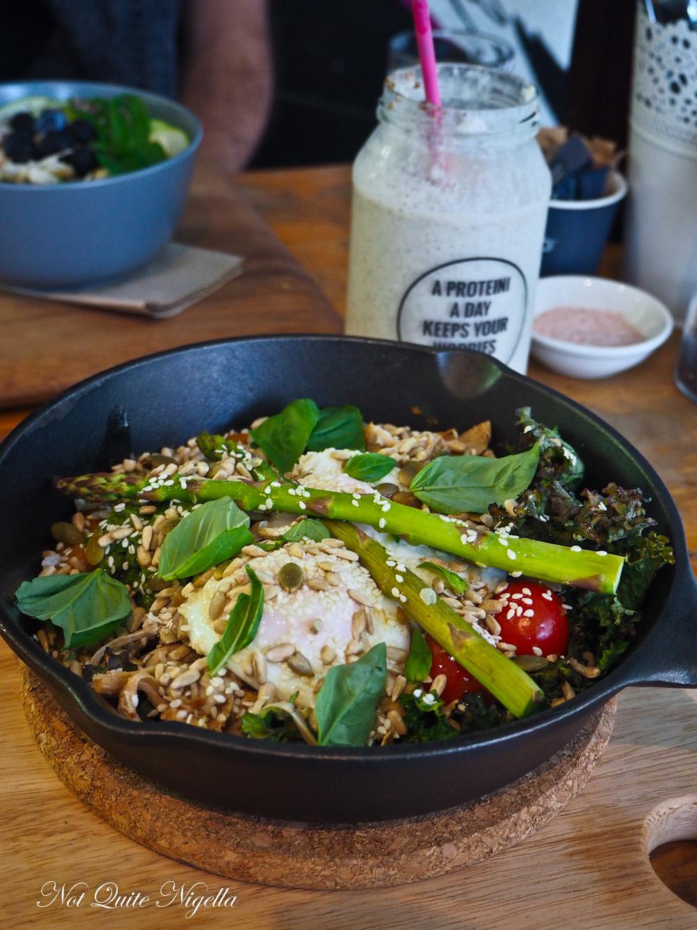 Proteini Paleo Cafe