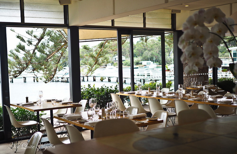 Public Dining Room Balmoral Beach