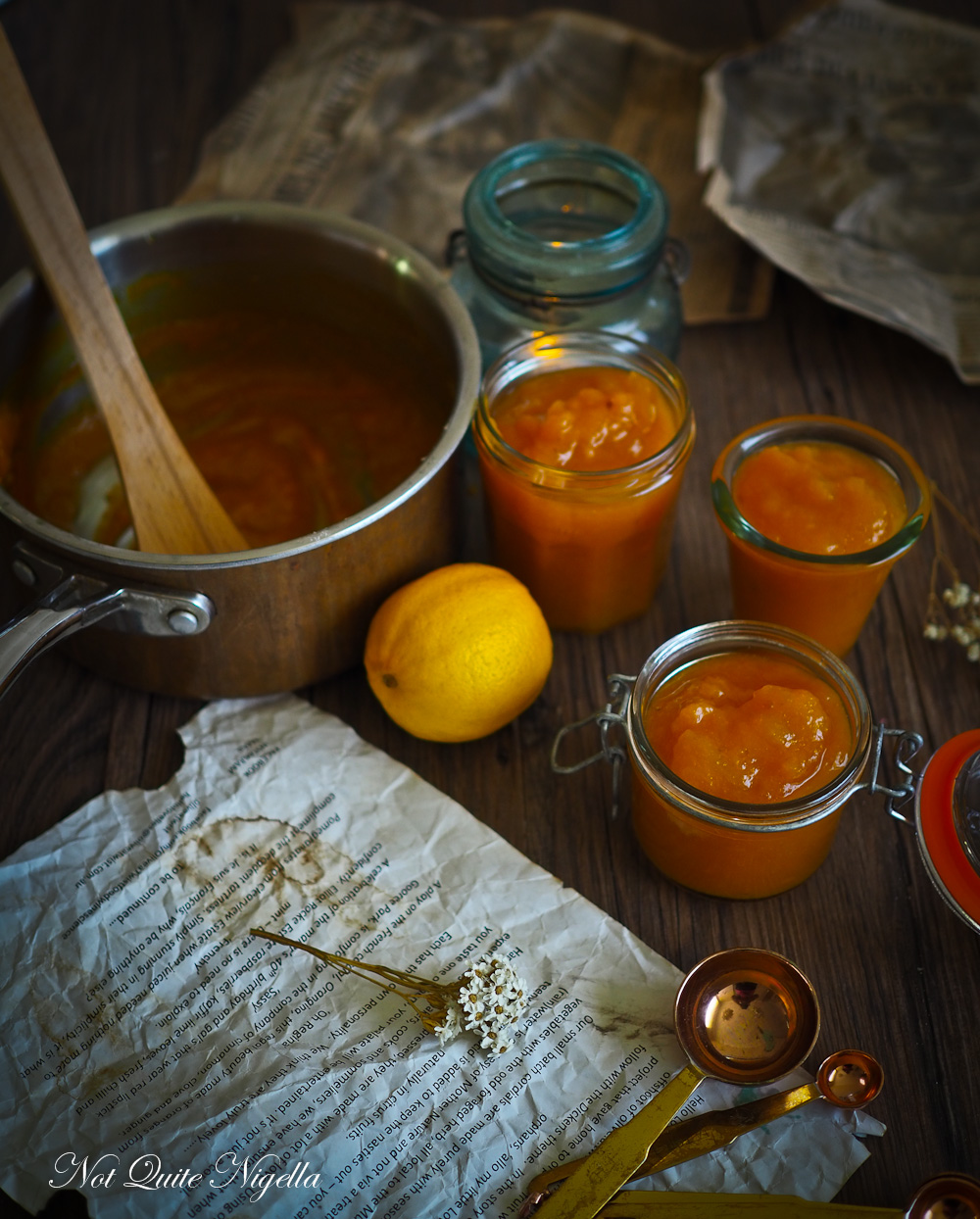 Pumpkin Jam Recipe
