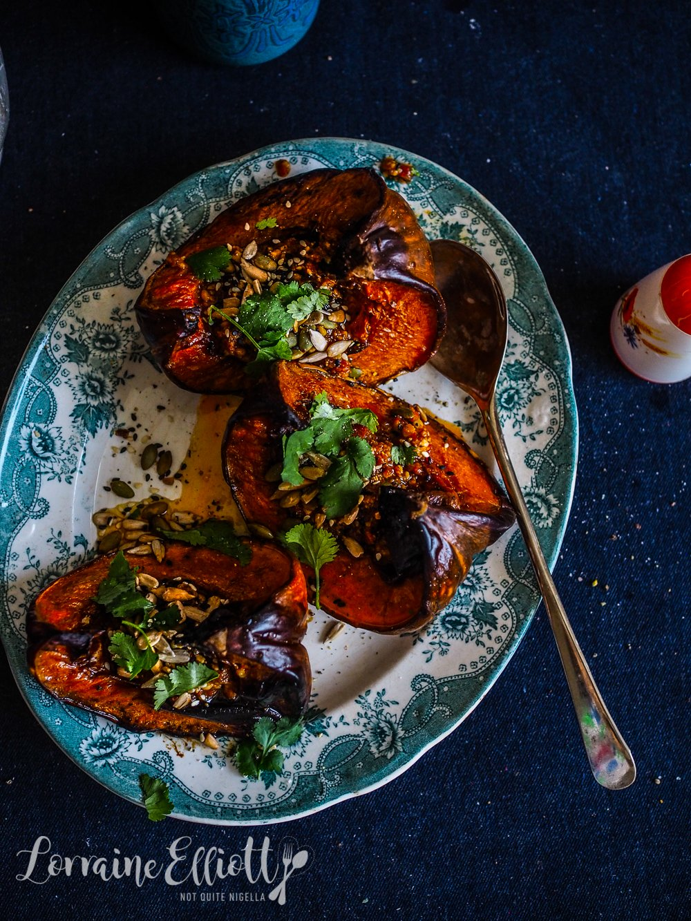 Roast Pumpkin recipe vegan