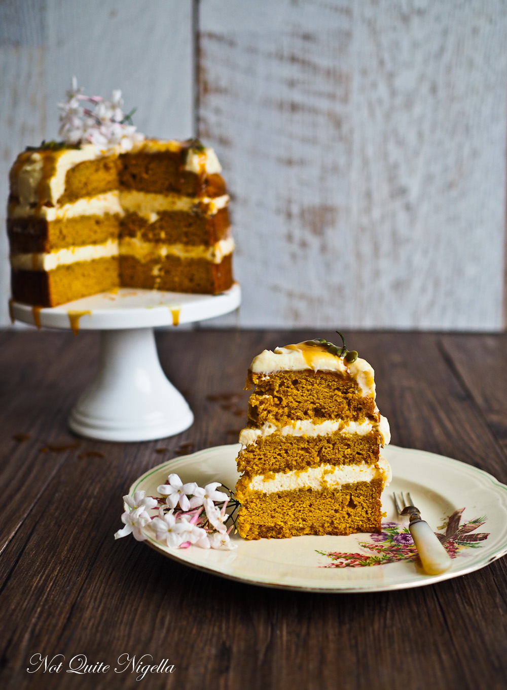 pumpkin spice cake pumpkin spice cake with cheese frosting 6863