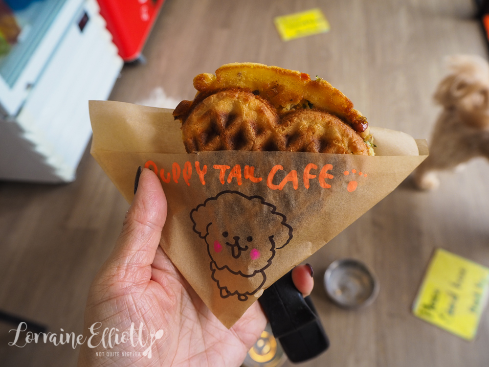 Puppy Tail Cafe, Lane Cove