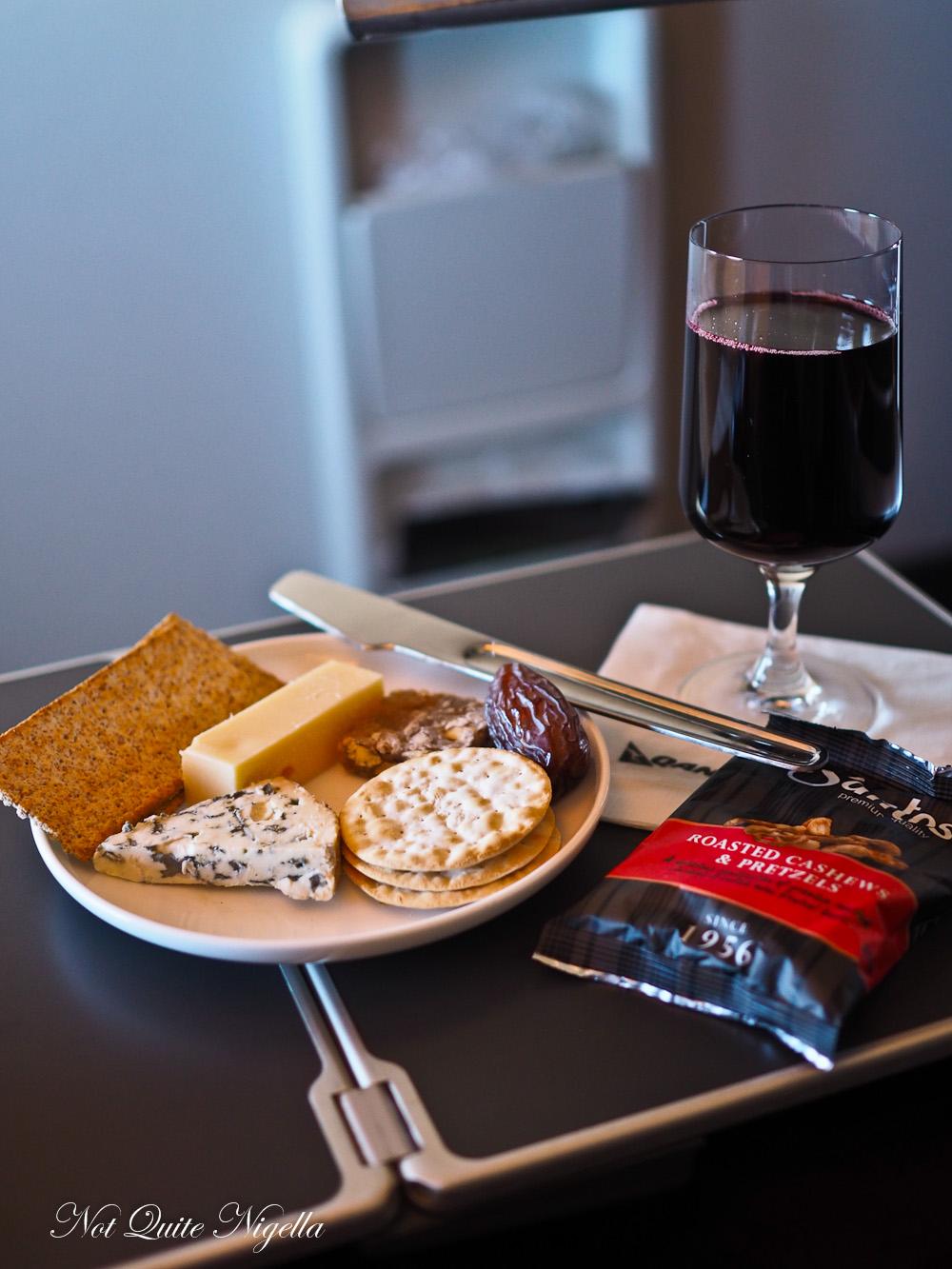 Qantas Sydney Santiago