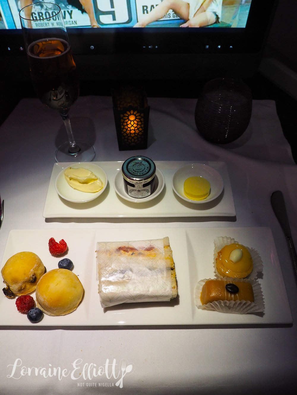 Qatar Airways Business Class Review
