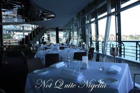 quay restaurant room