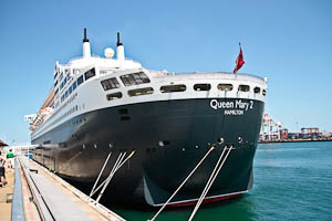A Voyage on the Queen Mary 2