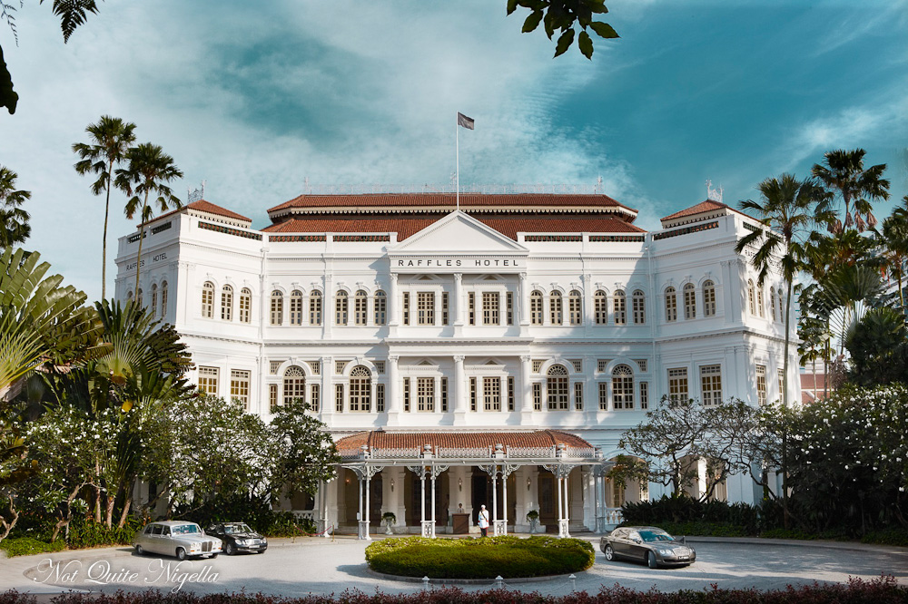Raffles Hotel Singapore Behind the Scenes